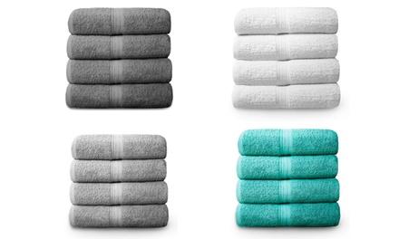 Two or Four Rapport Home Royal Kensington Hotel Grade Bath Sheets