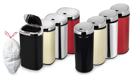Morphy Richards Sensor Bins in Choice of Colour and Style