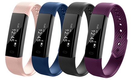 One or Two Aquarius AQFW02 Touch Screen Fitness Trackers